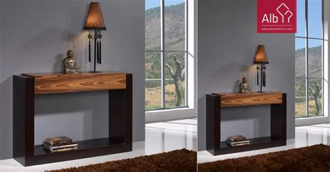 wood and iron table contemporary furniture console table coat stand