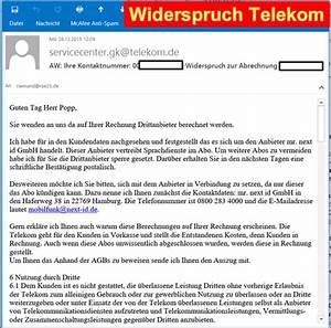In Telegence Gmbh Auf Telekom Rechnung : mr next id telekom reaktion auf widerspruch bei der telekom codedocu de blog ~ Themetempest.com Abrechnung