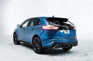 Ford Suv Edge : 2019 ford edge st first look first performance suv motor trend canada ~ Medecine-chirurgie-esthetiques.com Avis de Voitures