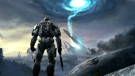 Halo Background Halo Artwork In 4k Hd 4k Wallpapers Images
