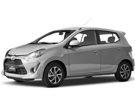 Toyota Agya by Toyota Agya Nuevo Precios Y Cotizaciones