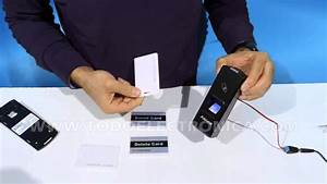 Configuarcion Control De Acceso Anviz T5 Pro
