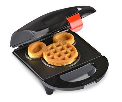 Disney DCM 9 Mickey Mini Waffle Maker, Black   Buy Online