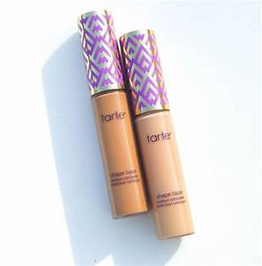 Tarte Shape Tape Concealer Review & Swatches (Tan and Deep ...