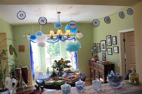 decoraci 243 n babyparty - Decoracion De Baby Shower En Casa