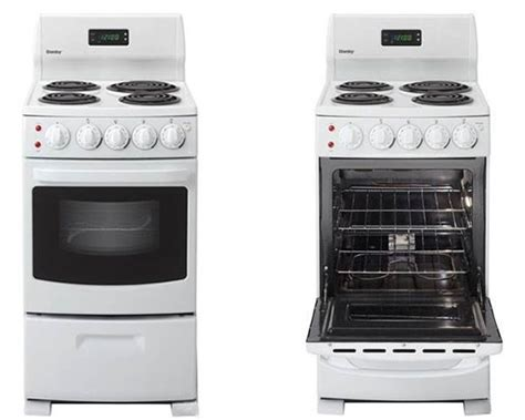 Danby 20 Range And Oven For Tiny Houses Top 9 Ranges