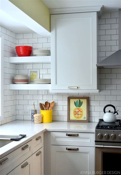 kitchen subway backsplash subway tile kitchen backsplash installation jenna burger