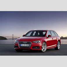 Allnew Audi A4 And A4 Avant Tech, Specs And Images Not Revolutionary, But 'better In Every Way