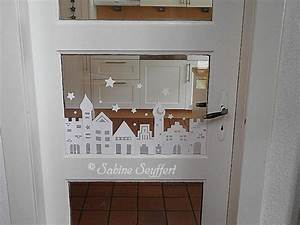 Fenster Weihnachtlich Gestalten : ber ideen zu fensterbilder weihnachten auf ~ Lizthompson.info Haus und Dekorationen