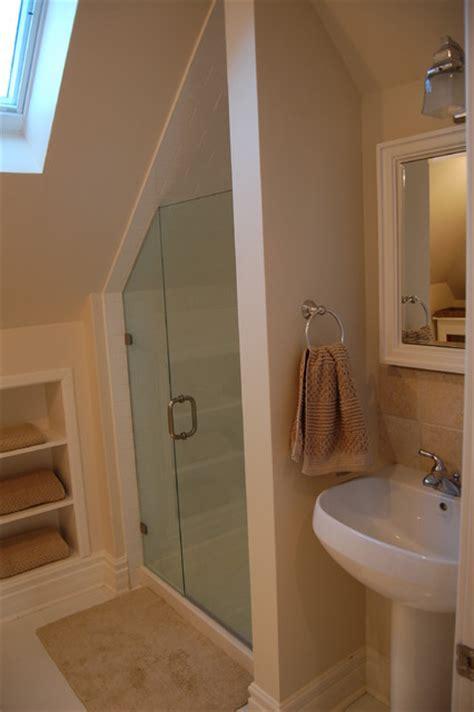 attic bathroom ideas attic renovations contemporary bathroom toronto by
