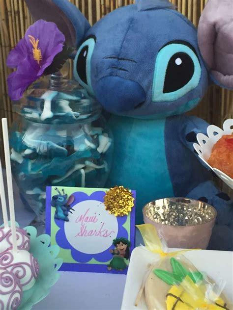 lilo  stitch birthday party ideas   lilo
