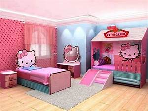 Hello Kitty Teen Bedroom Set Furniture Ideas Cute Teen