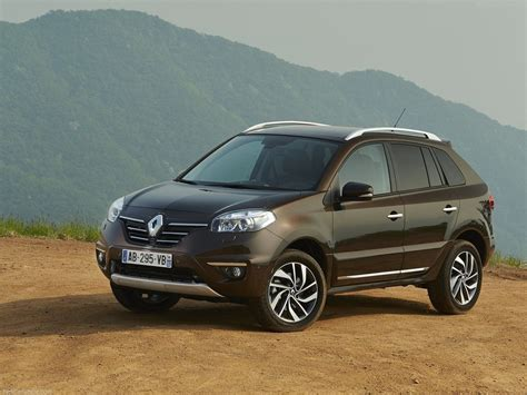 Renault Koleos Picture by Renault Koleos 2014 Picture 2 Of 32 1024x768