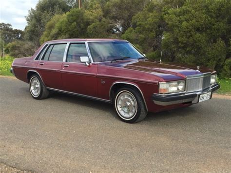 Wb Holden Gmh Statesman Caprice 64000 K's Excellent