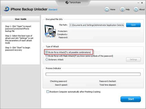 Iphone Backup Unlocker L'app Windows Per Ritrovare La