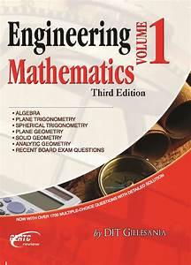 Engineering Mathematics Vol  1  3rd Edition