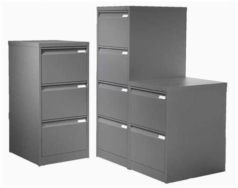 Metal Filing Cabinet 2 Drawers