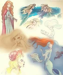 Concept art for the little mermaid | Animation stuff ...