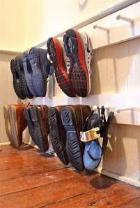 12 Ideias Criativas para Guardar Sapatos