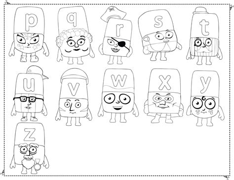 Coloring Numberblocks by Numberblocks Pictures Numberblocks Images Numberblocks