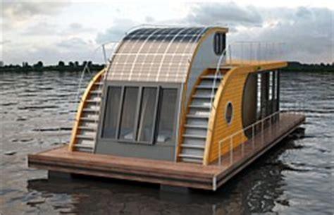 Schwimmkörper Für Hausboot by Nautilus
