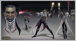 [League of Legends] - [LoL] Lucian Teaser | Vault F4 Gaming