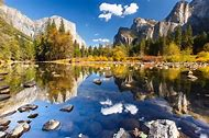 Fall Yosemite Valley