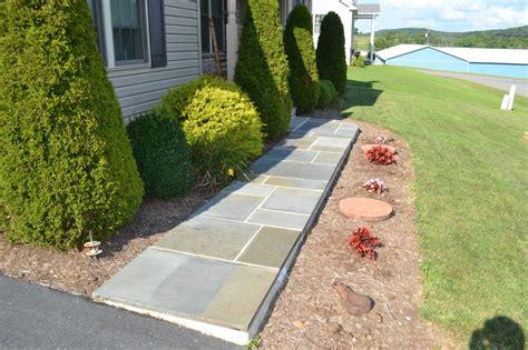 flagstone walkways patios pyle bros building