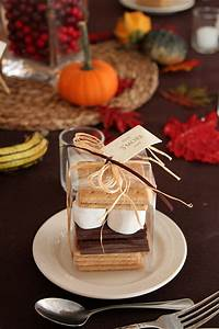 redirecting With wedding favors for a fall wedding