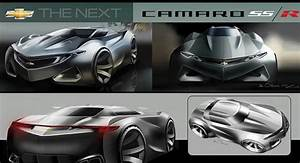 A Chevy Camaro For The Year 2050 - Chevy Hardcore