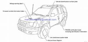 Nissan Xterra 2000 - Service Manual