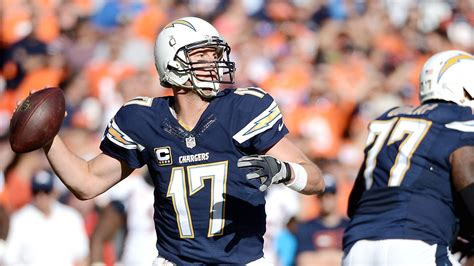 Philip Rivers' Current Contract A Good Deal For San Diego