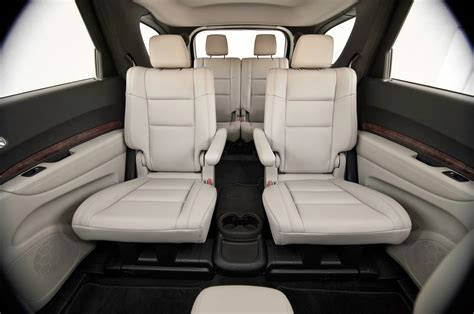 2013 dodge durango captains chairs 2014 dodge durango limited awd test photo gallery