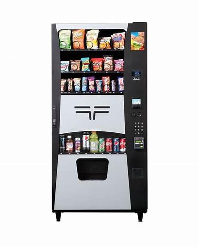 Vending Machines Dispensadora Snacks Drinks Combination