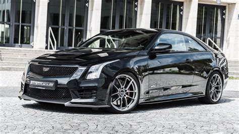 2014 Cadillac Ats Horsepower by 2016 Cadillac Ats V Coupe Turbo Black Line By Geiger