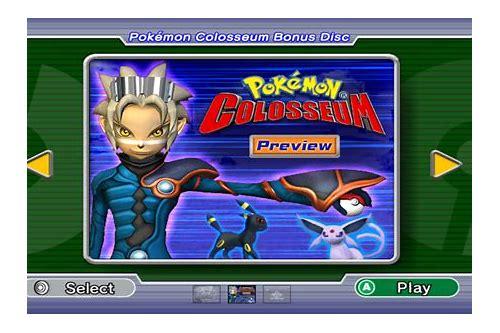 Pokemon colosseum bonus disc iso download :: instaffaimer