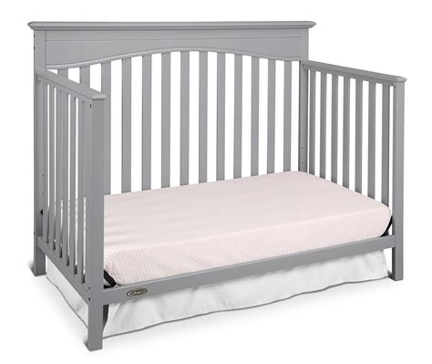 graco toddler bed rail graco hayden 4 in 1 convertible crib pebble