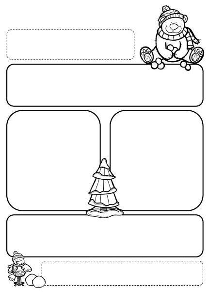 16 preschool newsletter templates easily editable and 346 | Blank Editable Preschool Newsletter Template Word