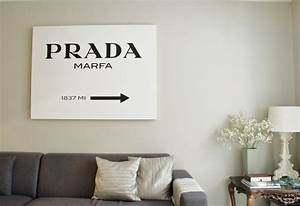 home diy prada marfa sign from gossip girl purseforum With kitchen colors with white cabinets with prada marfa wall art