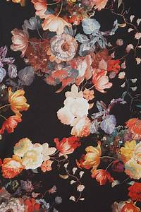 20 best images about Floral Print | Black with Bright on ...