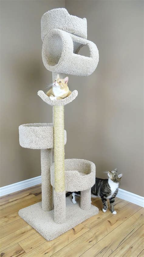 premier twin tower cat tree cat condo cat tree plans cat tree
