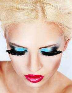 makeup for blue eyes | Dramatic blue eye makeup | Things ...