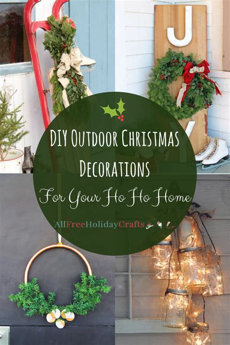 outdoor decorations 29 diy outdoor decorations for your ho ho home