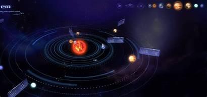 System Webgl Html5 Visualization Solar Based 3d