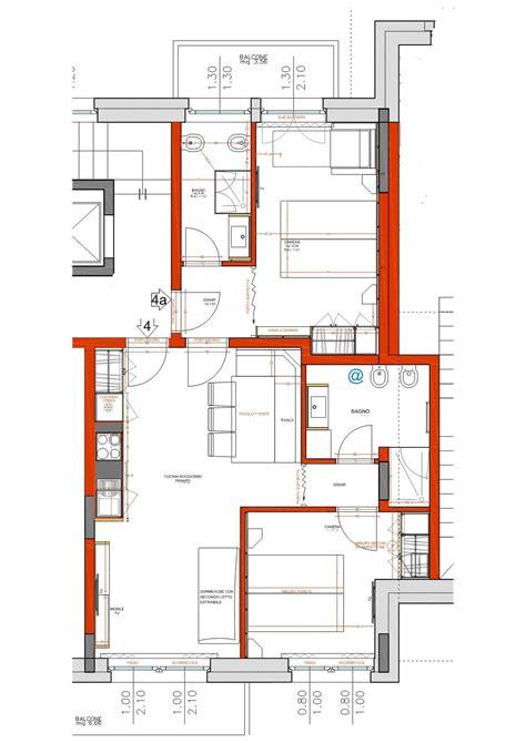 Planimetria Da Letto - chalet bellavista design apartments livigno