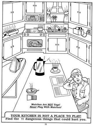 kitchen safety search fcs food kitchen safety