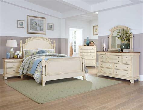 Homelegance Inglewood Ii Bedroom Set White B1402w Bed