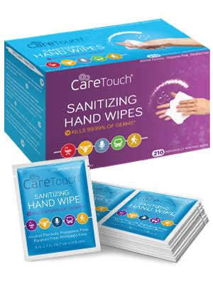 Amazon.com: Care Touch 370393415119 Antibacterial Hand