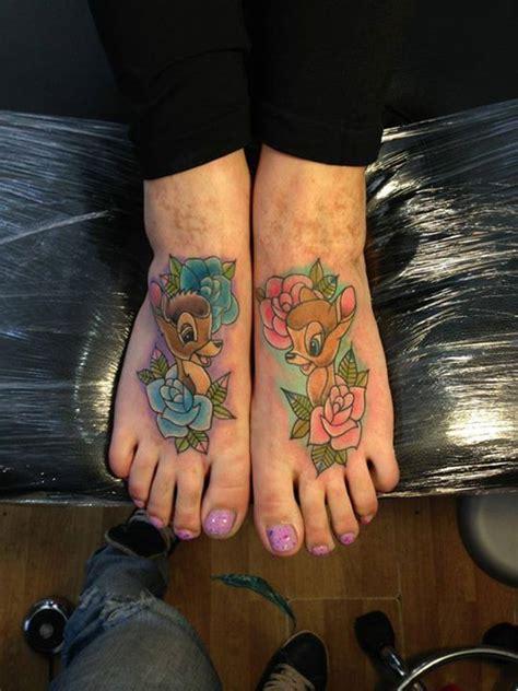 bambi tattoo images  ideas