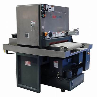 2100 Series Finishing Machines Metal Timesaver Wet